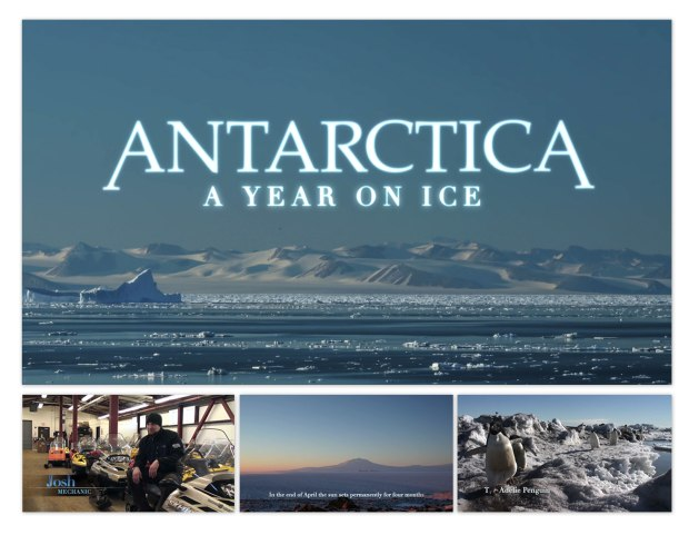 ANTARCTICA Graphics